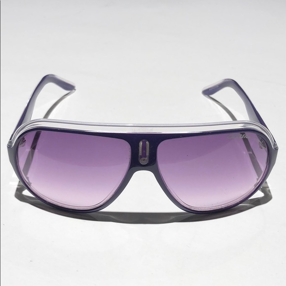 36d1ee16f9cef Carrera Other - Carrera men s violet and white sunglasses speedway